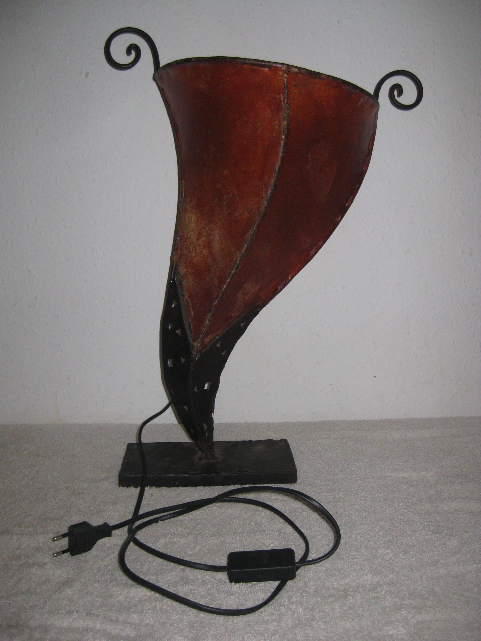 Lampe De Chevet Marocaine Disponible De Suite